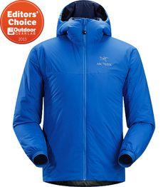 Arc'teryx Atom SV - warm, insulated, Coreloft jacket
