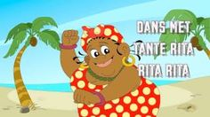 dans met tante Rita minidisco NL - YouTube