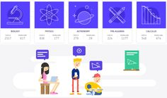 Site with a vast number of pre-made multimedial maths and science questions. You can also make your own and add them to the community bank.