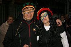 Academia de Danza Ainhoa. Desfile Carnaval 2013.