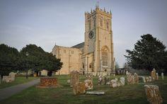 Christchurch Priory, UK