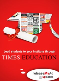 Read Newspaper, Advertising, Ads, Times Of India, Campaign, Student, Education, Ladder, Colours