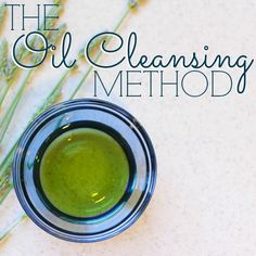 Easy & Natural Skin Care: The Oil Cleansing Method. Recipes to make your own oil cleanser as well!