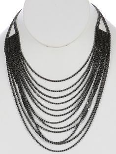12 Layer Necklace