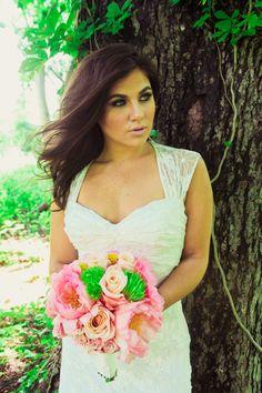 Things Festive Weddings & Events: garden wedding theme