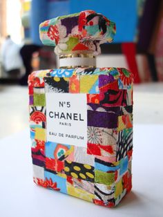 Chanel No. 5 by Squint Limited http://www.squintlimited.com/galleries/# #design #perfume