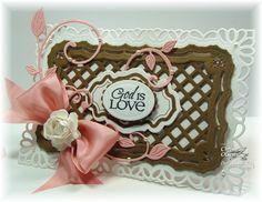 God is Love - http://twinklesglow-glowbug.blogspot.com/