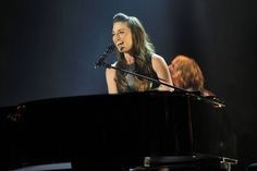 Multi-platinum selling, Grammy nominated recording artist Sara Bareilles headlined at The Greek Theatre on August 11th with special guests Hannah Georgas and Emily King.