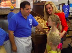 Family Travel with Colleen Kelly visits St Viateur Bagels in Montreal! Delicious, straight out of the oven bagels are a must have treat during your family vacation in Montreal. Crispy on the outside, soft on the inside.don't even need butter! Bagels, Montreal, Family Travel, Vacations, The Outsiders, Oven, Butter, Canada, Classic