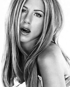 Jennifer-Aniston-black-and-white-seductive-portrait-360x450 by runinghorse, via Flickr