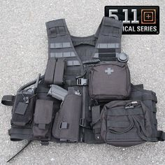 5.11 Tactical VTAC LBE Tactical MOLLE Vest.....Designed in partnership with Viking Tactics and world famous tactical operator Kyle Lamb the 5.11 Tactical VTAC LBE Tactical MOLLE Vest is quite simply the best tactical vest on the market. Engineered to excel in demanding operational environments the VTAC load bearing vest is built from stiffened mesh nylon that provides outstanding structure and resilience while remaining lightweight and breathable…