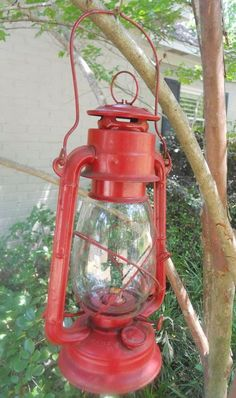 How To Make A Lamp Out Of An Oil Burning Lantern | RemoveandReplace.com