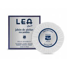 LEA Classic Shaving Soap Refill - Men's Shaving Products