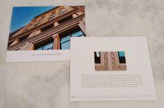 66 East Eleventh Street Property Portfolio insert sheet.  #NYCbuilding #RenaissanceAchitecture #insertsheet #elegance