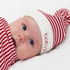 Bamboo Baby Blanket Wrap - Akai Berry Red - $34.95 - Made from 2 luscious layers of 70% bamboo rayon & 30% organic cotton, this red stripe blanket is simply divine! #sweetcreations #baby #blanket #Christmas #Red #gifts #my1stChristmas #babys1stChristmas Babys 1st Christmas, Christmas 2014, Baby Wish List, Bamboo Rayon, Organic Cotton, Berries, Stripes, Blanket, Red Gifts