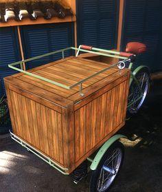 Triciclo Cargueiro Olé | Olé Bikes I Bicicletas e Triciclos personalizados