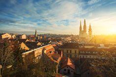 Eine Reise wert: Zagreb.