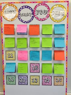 31 super Ideas for math classroom door exit tickets 4th Grade Classroom, Classroom Door, Classroom Setup, Classroom Design, Science Classroom, Classroom Posters, Student Teaching, Student Work, Teaching Resources