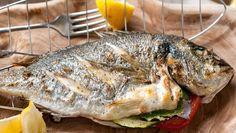 Gevulde Dorade Van De BBQ recept | Smulweb.nl