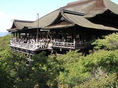 Kyomizudera Kyoto Japon
