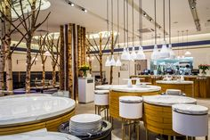 Ethos restaurant by I AM, London   UK restaurant