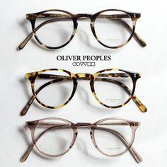 OLIVER PEOPLES オリバーピープルズ O'MALLEY ボストンフレーム メガネ 伊達 度付き