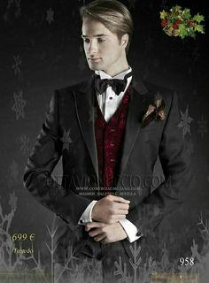 #Tuxedo #Smoking #DinneJacket WWW.COMERCIALMOYANO.COM BESPOKE EXCELENCIA ONLINE Www.ottavionuccio.com