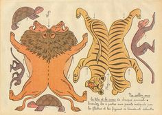 dec menagerie 2 by pilllpat (agence eureka), via Flickr