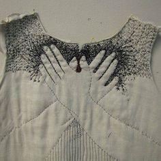 #embroidered #PaulaKovarik