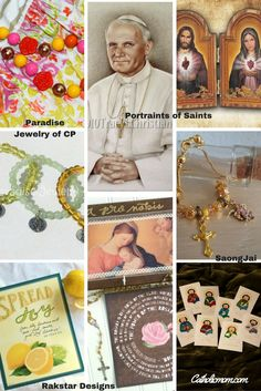 Photos courtesy of each respective shop owner. Images modified in Canva by… Christmas Gift Guide, Christmas Shopping, Christmas Gifts, Catholic Altar, Toddler Preschool, Little Girls, Canvas, Photos, Kids