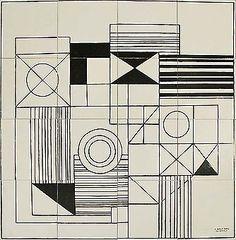 Roberto Burle Marx - Sem Título