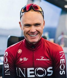 Chris Froome, Tours
