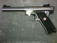 Ruger Mark III Target stainless .22LR $459.95