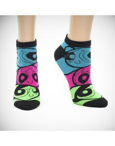 The Powerpuff Girls socks from Spencers