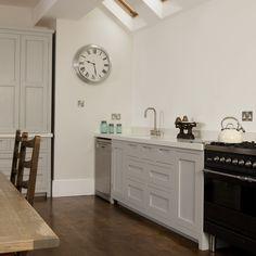 Southfields Handleless Shaker Kitchen