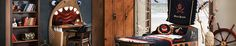 ΠΑΙΔΙΚΟ ΔΩΜΑΤΙΟ BLACK-PIRATE Bunk Beds, Furniture, Home Decor, Decoration Home, Loft Beds, Room Decor, Home Furnishings, Home Interior Design, Bunk Bed