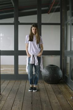 The Uniform feat. Tomboy Outfits, Tomboy Fashion, Dope Fashion, White Fashion, 90s Fashion, Girl Fashion, Casual Outfits, Fashion Outfits, Pretty Outfits