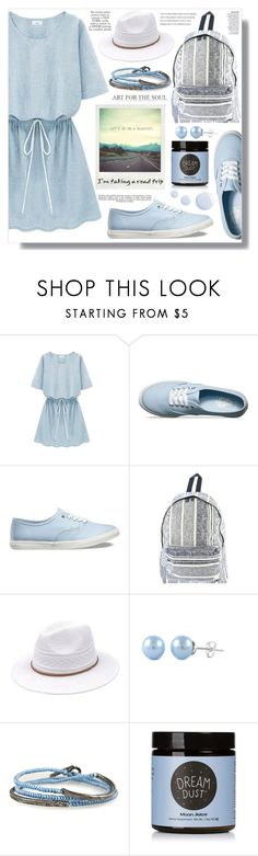 """220 // Let's Go On A Roadtrip"" by chicflicstyle ❤ liked on Polyvore featuring Vans, Roxy, Moon Juice, Topshop and Industrie"