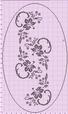 Heklanje Za Tebe I Mene 526 – Heklanje Filet Crochet, Crochet Lace Edging, Crochet Cross, Crochet Chart, Thread Crochet, Crochet Doilies, Cross Stitch Borders, Cross Stitch Flowers, Cross Stitch Charts