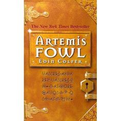 Twelve-year-old Artemis Fowl is a millionaire, a genius—and, above all, a criminal mastermind. But even Artemis doesn't know what he's ta...