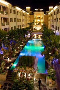 Ashton Kuta Hotel.  Bali, Indonesia