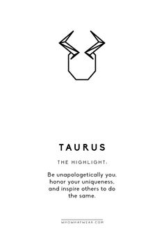Your May Horoscope Is Here—and It's Crazy Exciting Hi, Taurus. Happy birthday month to you! In perfect birthday fashion, May marks a time for you to cut loose and have a bit of fun. Take time to enjoy the simple pleasures: time with friends,. Horoscope Tattoos, Taurus Tattoos, Taurus Symbol Tattoo, Taurus Quotes, Taurus Facts, Zodiac Quotes, Quotes Quotes, Happy Birthday Month, Birthday Month Quotes