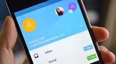 Google has been updating a number of its Android apps with its new material design recently, and it looks like Gmail will be the latest to get a visual overhaul shortly. Android Police has obtained...