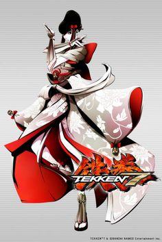 Tekken-Series.com - Galleria Immagini Comic Character, Game Character, Character Design, Tekken Wallpaper, Female Characters, Anime Characters, Kazumi Mishima, Tekken Girls, Tekken 7