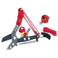 Probably the best long reach  tree lopper attachment available