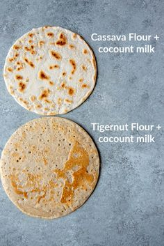 AIP Flatbread Recipe - Make Sandwiches or Wraps! - Thriving On Paleo