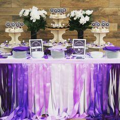 Hochzeitsinspiration: Der Hochzeitstrend Ombré - Hochzeitskiste