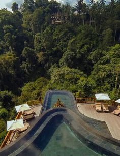 Welcome to a very special travel destination on the Planet. Discover the beautiful images of Hanging Gardens of Bali.