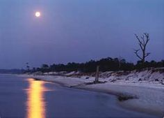 Gulf Islands National Seashore, Horn Island, Mississippi