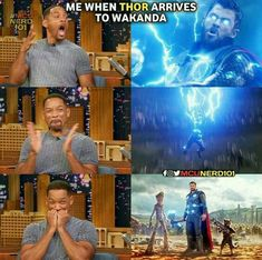 trendy funny marvel quotes the avengers thor Avengers Humor, Marvel Avengers, Funny Marvel Memes, Marvel Jokes, Dc Memes, Marvel Dc Comics, Marvel Heroes, Thor Meme, Funny Movie Memes